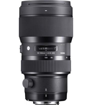 SIGMA 50-100MM F1.8 DC HSM ART CANON EF