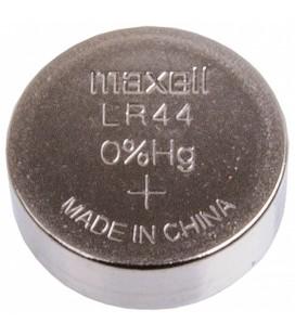 MAXELL LR-44 1.5V PACK DE 10 PILAS