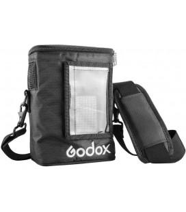 BORSA / CUSTODIA IN PELLE GODOX PB-600 PER WISTRO AD600, AD600B, AD600M, AD600BM
