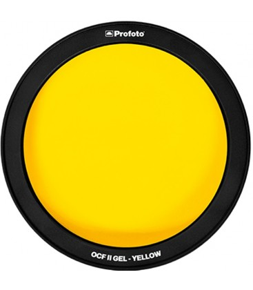 PROFOTO OCF II GEL -YELLOW  REF: 101050