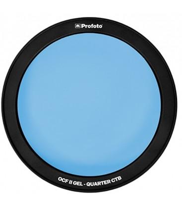 PROFOTO OCF II GEL QUARTER CTB REF: 101044