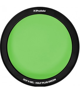 PROFOTO OCF II GEL HALF PLUS GREEN REF: 101045