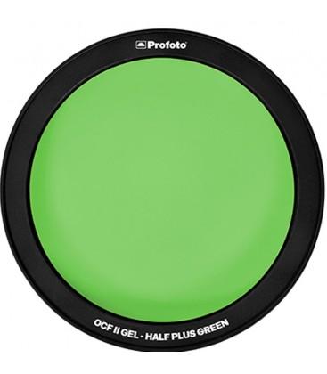 PROFOTO OCF II GEL HALF PLUS GREEN REF: 101045