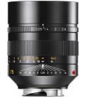 LEICA NOCTILUX-M 75 F/1.25 ASPH. NEGRA REF: 11676