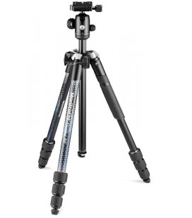 MANFROTTO ELEMENT MII TRIPODE + KNIE - SCHWARZ