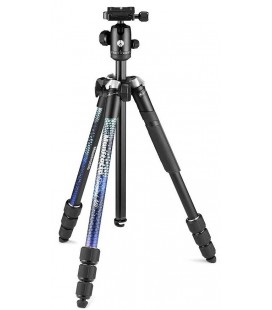 MANFROTTO ELEMENT MII TRIPODE + KNIE - BLAU