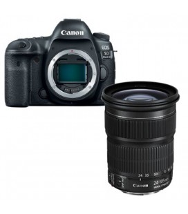 CANON EOS 5D MARK IV CUERPO + EF 24-105MM F/3.5-5.6 IS STM