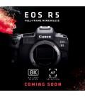CANON EOS R5 CORPO CSC- D PRO FULL FRAME