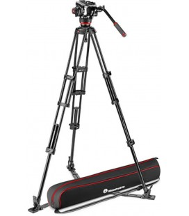 MANFROTTO TRIPODE KIT VIDEO TWIN REF.:MVK504XTWINGA