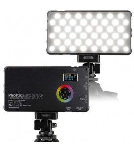 PHOTTIX M200R RGB PANEL LED