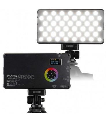 PHOTTIX M200R RGB PANEL LED