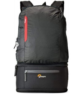 ZAINO LOWEPRO PASSPORT DUO NERO