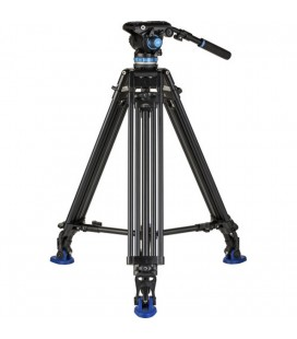 BENRO TRIPODE ALUMINUM VIDEO WITH S6 PRO HEAD