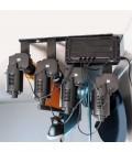 DORR MOTORIZED BACKGROUND SUPPORT SYSTEM 2.4G - 4 BACKGROUNDS REF. D373126