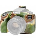 FODERA IN SILICONE EASYCOVER PER CANON 90D CAMOUFLAGE