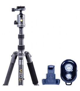 VANGUARD TRIPOD 3GO 235CB CARBONO BLUETOOTH