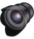 SAMYANG 24MM T1.5  VIDEO MK2 -CANON