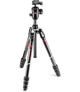 MANFROTTO TRIPODE BEFREE GT CARBON REF. MKBFRTC4GT-BH