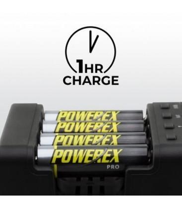POWEREX CARGADOR - ANALIZADOR MH-C9000 PRO