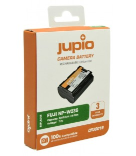 JUPIO NP-W235 BATTERY FOR FUJFILM 7.2V 2300MAH REF. CFU0019