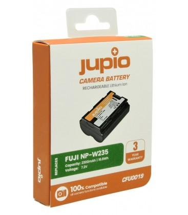 JUPIO NP-W235 BATERIA P/FUJFILMI  7.2V 2300MAH REF. CFU0019