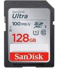 SANDISK TARJETA SDHC ULTRA 128GB 100MB/S