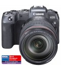CANON EOS RP + RF 24-105MM F / 4 L IS USM + ADAP. EF-EOS R DEMO PRODUCT (EXCELLENT CONDITION)