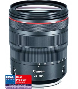 PREVENTA CANON RF 24-105MM F4L IS USM + + FREE 1 YEAR MAINTENANCE VIP SERPLUS CANON
