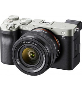 SONY ALPHA 7C PLATA + FE 28-60 MM - ILCE 7 CLS.CEC