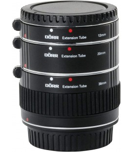 DORR EXTENSION TUBE 12/20 / 36MM FOR CANON EOS