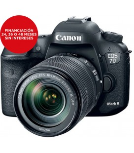 CANON EOS 7D MARK II + 18-135MM IST USM