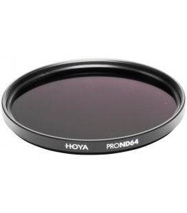 HOYA FILTER PRO 62MM ND64