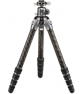 BENRO KIT TORTOISE 35C - CARBON TRIPOD WITHOUT COLUMN WITH BALL JOINT GX35