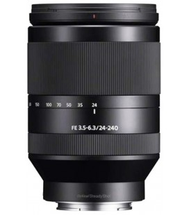 SONY SEL-24240 FE 24-240 mm F3,5 - 6,3 OSS