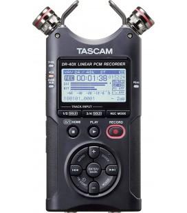 DR-40X TASCAM RECORDER