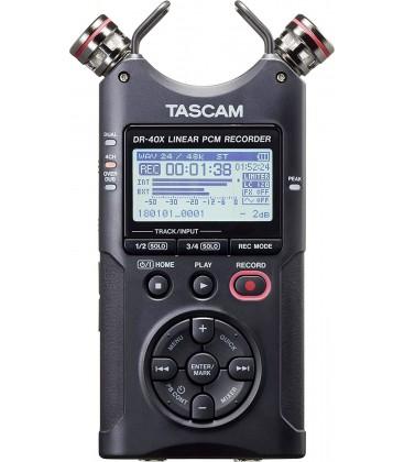 REGISTRATORE TASCAM DR-40X
