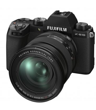 FUJIFILM X-S10 XF16-80mm  NEGRA