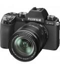 FUJIFILM X-S10 XF18-55mm  NEGRA