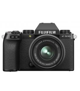 FUJIFILM X-S10 XF15-45mm  NEGRA