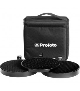 PROFOTO GRID KIT 5,10,20 DEGREE INCLUYE BOLSA -  100298