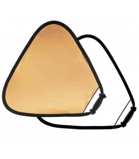 LASTOLITE REFLECTOR 75 CM GOLD / WHITE AND LR3641