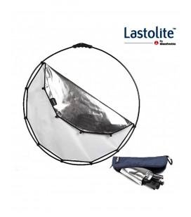 LASTOLITE TELA 82CM. HALO COMPACT PLATA/BLANCO LLLR3302