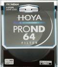 HOYA FILTRO PRO 67MM ND64