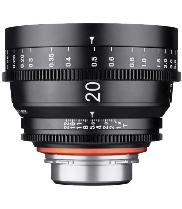 SAMYANG 20mm T 1,9 FF Film CANON