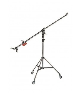 MANFROTTO JIRAFA SUPERBOOM  CON RUEDAS (025B)