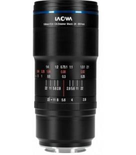 LAOWA 100MM F2.8 2X ULTRA MACRO APO CANON EF ( AUTO APERTURE)
