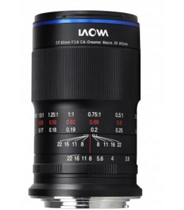 LAOWA 65MM F2.8 2X ULTRA MACRO FUJIFILM X