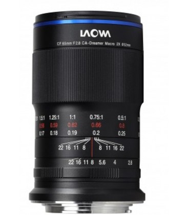 LAOWA 65MM F2.8 2X ULTRA MACRO SONY