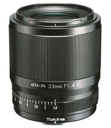 TOKINA 33 MM F / 1.4 ATX-M FUJI X