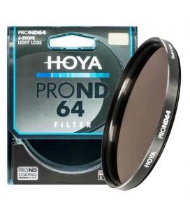 FILTRE HOYA PRO 82MM ND64